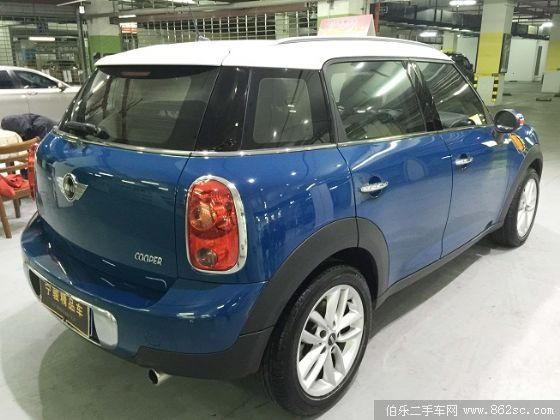 南京二手MINI_MINI Countryman_1.6自動豪華【¥21.80萬】